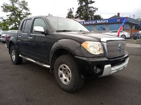 2009 Suzuki Equator for sale at All American Motors in Tacoma WA