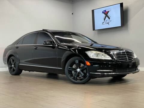 2010 Mercedes-Benz S-Class for sale at TX Auto Group in Houston TX