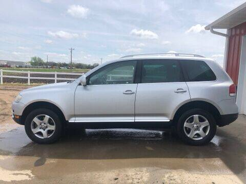 2007 Volkswagen Touareg for sale at TnT Auto Plex in Platte SD