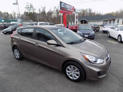 2012 Hyundai Accent for sale at Comet Auto Sales in Manchester NH