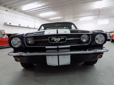 1966 Ford Mustang for sale at AZ Classic Rides in Scottsdale AZ