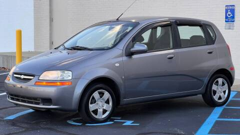 2008 Chevrolet Aveo for sale at Carland Auto Sales INC. in Portsmouth VA
