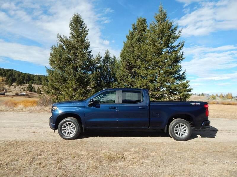 2021 Chevrolet Silverado 1500 for sale in Butte, MT