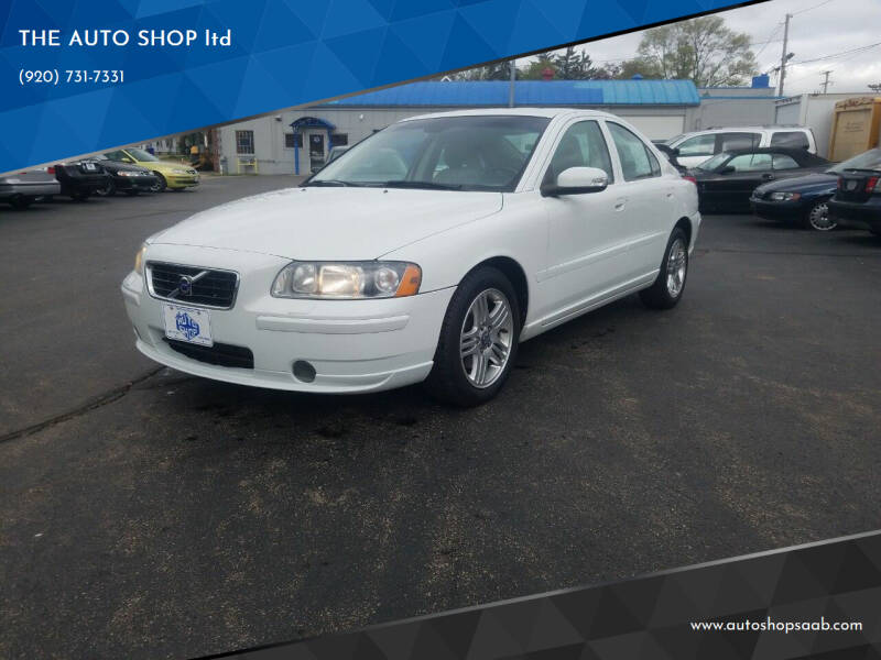 2007 Volvo S60 for sale at THE AUTO SHOP ltd in Appleton WI