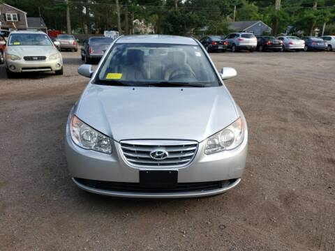 2010 Hyundai Elantra for sale at 1st Priority Autos in Middleborough MA