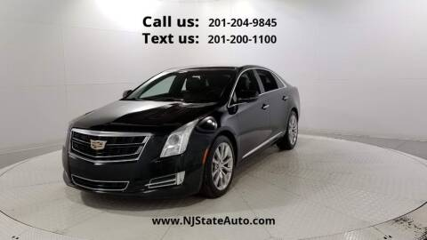 2016 Cadillac XTS for sale at NJ State Auto Used Cars in Jersey City NJ