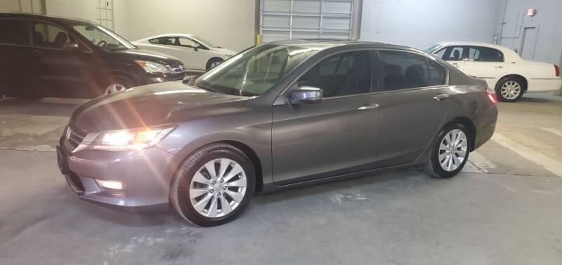 2014 Honda Accord for sale at Klika Auto Direct LLC in Olathe KS