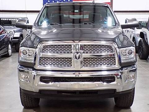 2016 RAM Ram Pickup 2500 for sale at Texas Motor Sport in Houston TX