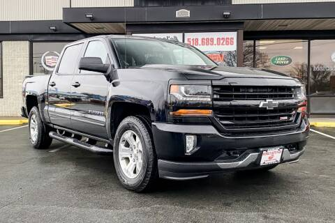 2017 Chevrolet Silverado 1500 for sale at Michaels Auto Plaza in East Greenbush NY