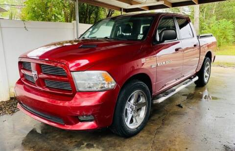 2012 RAM Ram Pickup 1500 for sale at Southeast Auto Inc in Albany LA