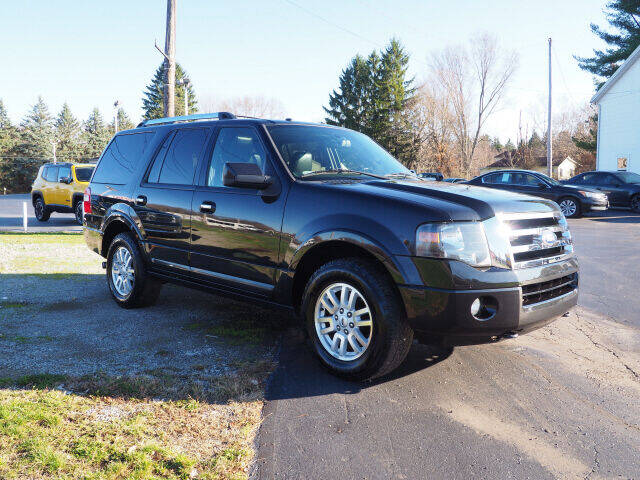 2014 Ford Expedition 4x4 Limited 4dr SUV - Cortland OH
