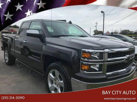 2015 Chevrolet Silverado 1500 for sale at Bay City Auto's in Mobile AL