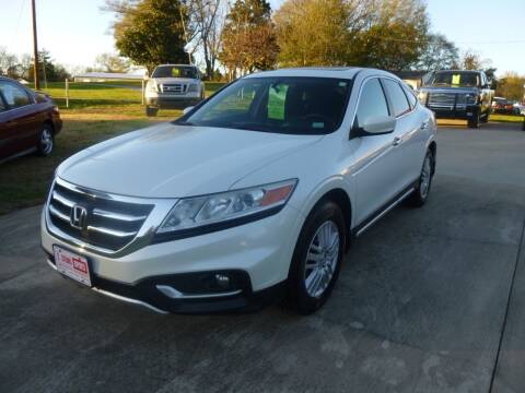 2015 Honda Crosstour for sale at Ed Steibel Imports in Shelby NC