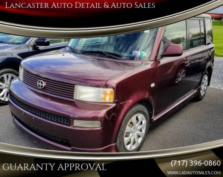 2005 Scion xB for sale at Lancaster Auto Detail & Auto Sales in Lancaster PA