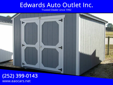 2020 xx Old Hickory Buildings 10x12 Utility Shed for sale at Edwards Auto Outlet Inc. in Wilson NC
