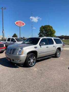 2007 Cadillac Escalade ESV for sale at Broadway Auto Sales in South Sioux City NE