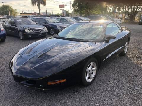 1997 Pontiac Firebird for sale at Lamar Auto Sales in North Charleston SC
