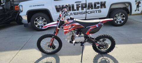 2021 Ssr 125 BIG WHEEL for sale at WolfPack PowerSports in Moses Lake WA