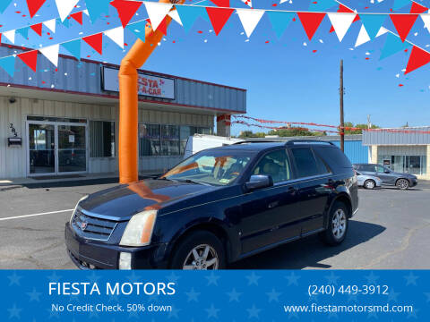 2006 Cadillac SRX for sale at FIESTA MOTORS in Hagerstown MD