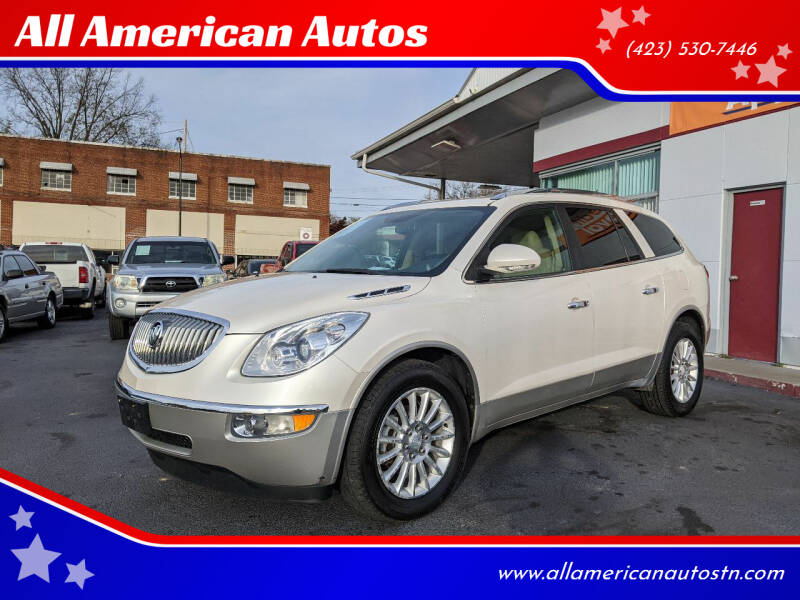 2011 Buick Enclave for sale at All American Autos in Kingsport TN