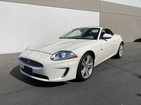 2010 Jaguar XK for sale at 3D Auto Sales in Rocklin CA