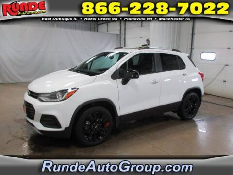 2019 Chevrolet Trax for sale at Runde Chevrolet in East Dubuque IL