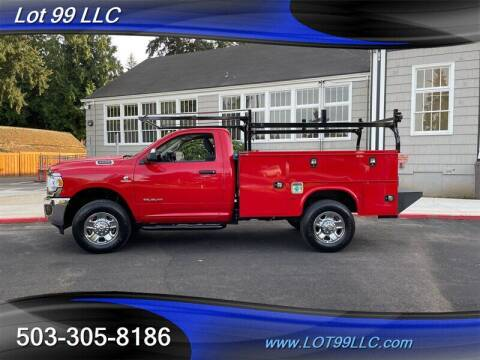 2020 RAM Ram Pickup 3500 for sale at LOT 99 LLC in Milwaukie OR