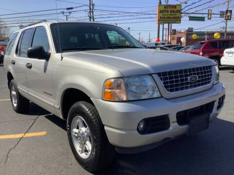 2004 Ford Explorer for sale at Active Auto Sales in Hatboro PA