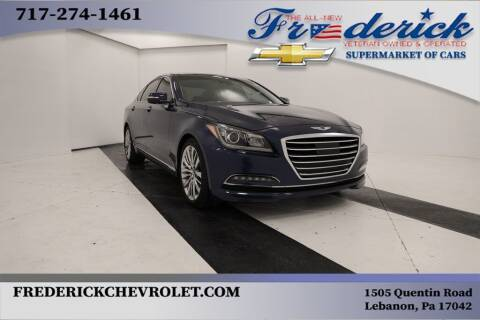 2017 Genesis G80 for sale at Lancaster Pre-Owned in Lancaster PA