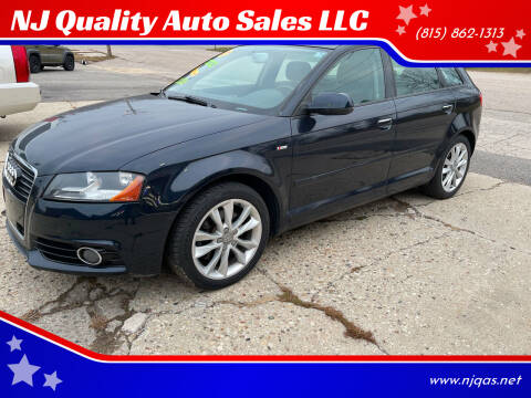 2012 Audi A3 for sale at NJ Quality Auto Sales LLC in Richmond IL
