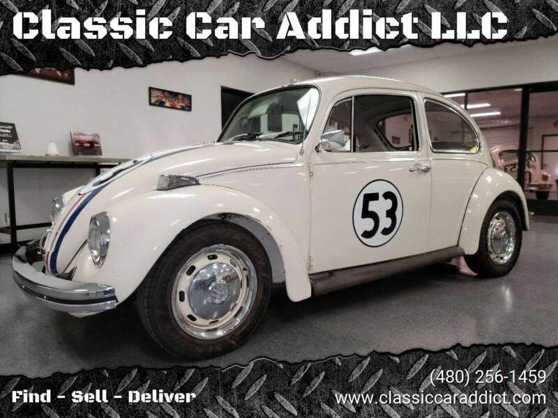 1972 Volkswagen Beetle for sale at Classic Car Addict in Mesa AZ