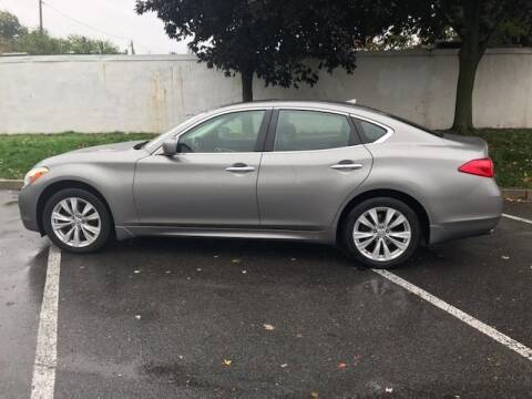 2011 Infiniti M37 for sale at Perez Auto Group LLC -Little Motors in Albany NY