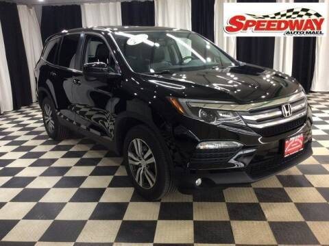 2018 Honda Pilot for sale at SPEEDWAY AUTO MALL INC in Machesney Park IL