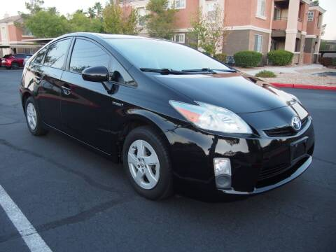 2011 Toyota Prius for sale at Best Auto Buy in Las Vegas NV