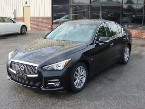 2016 Infiniti Q50 for sale at North South Motorcars in Seabrook NH