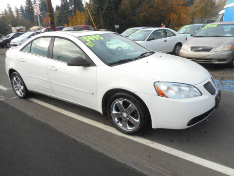 2007 Pontiac G6 for sale at Lino's Autos Inc in Vancouver WA