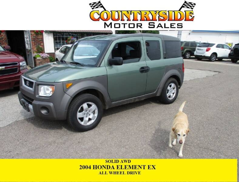 2004 Honda Element for sale in South Haven, MI