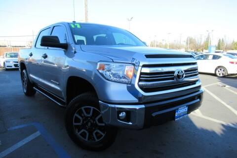 2017 Toyota Tundra for sale at Choice Auto & Truck in Sacramento CA