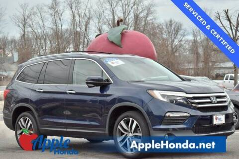 2016 Honda Pilot for sale at APPLE HONDA in Riverhead NY