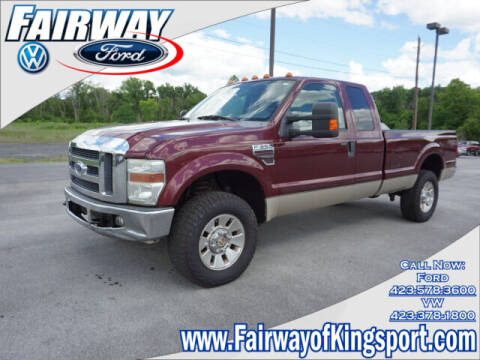 2008 Ford F-350 Super Duty for sale at Fairway Volkswagen in Kingsport TN
