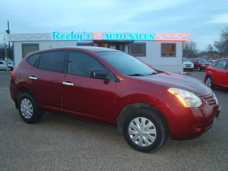 2010 Nissan Rogue for sale at Rocky's Auto Sales in Corpus Christi TX