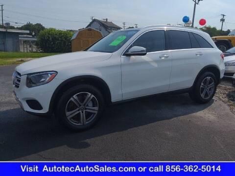 2019 Mercedes-Benz GLC for sale at Autotec Auto Sales in Vineland NJ