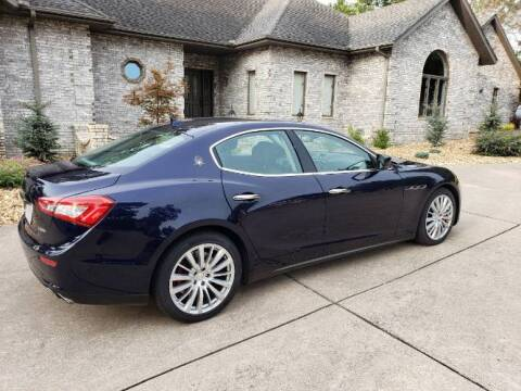 2015 Maserati Ghibli for sale at Classic Car Deals in Cadillac MI