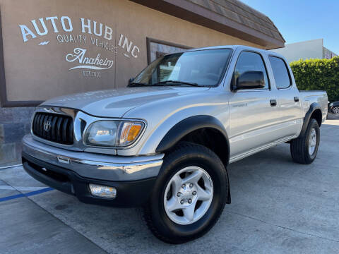 2002 Toyota Tacoma for sale at Auto Hub, Inc. in Anaheim CA