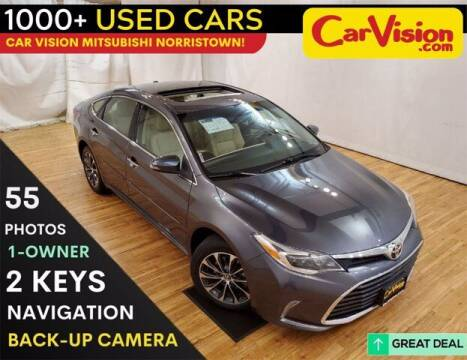 2016 Toyota Avalon for sale at Car Vision Buying Center in Norristown PA