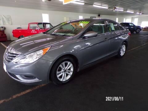 2012 Hyundai Sonata for sale at DICKS AUTO SALES in Marshfield WI