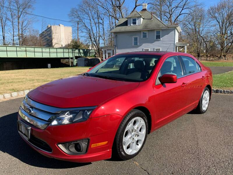 2011 Ford Fusion for sale at Mula Auto Group in Somerville NJ