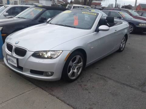 2007 BMW 3 Series for sale at Nelsons Auto Specialists in New Bedford MA