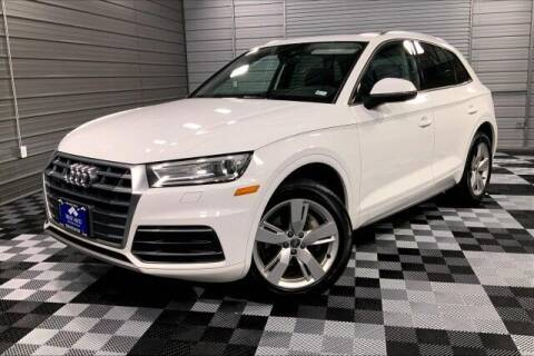 2018 Audi Q5 for sale at TRUST AUTO in Sykesville MD