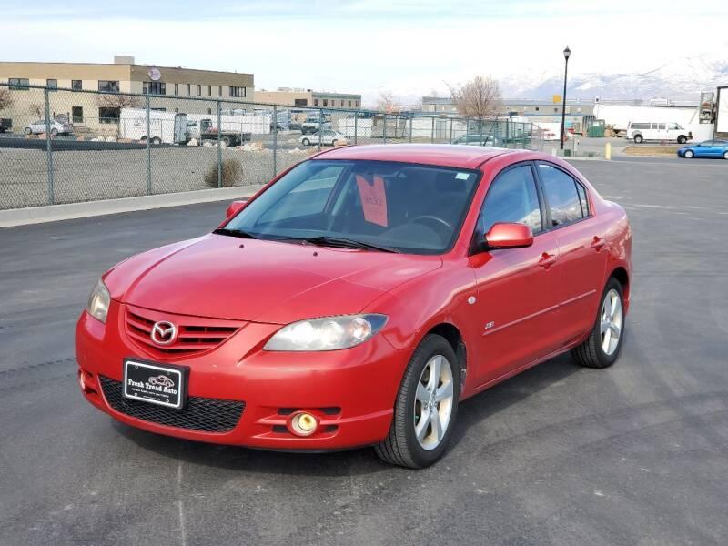 2005 Mazda MAZDA3 for sale at FRESH TREAD AUTO LLC in Springville UT